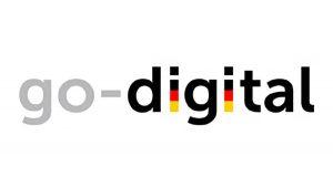 """Förderprogramm """"go-digital"""""""